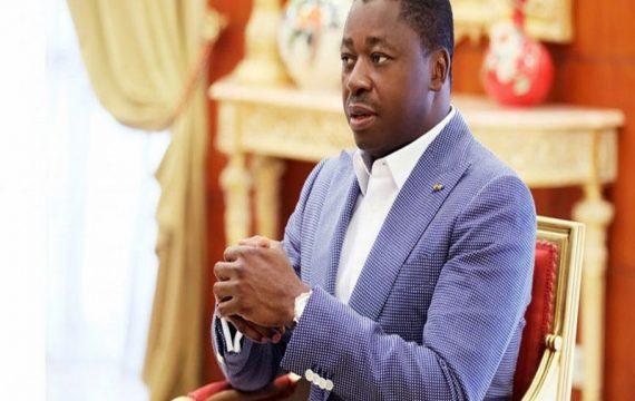 Faure Gnassingbé invite la coalition à « S'engager davantage pour l'enracinement de la démocratie ».