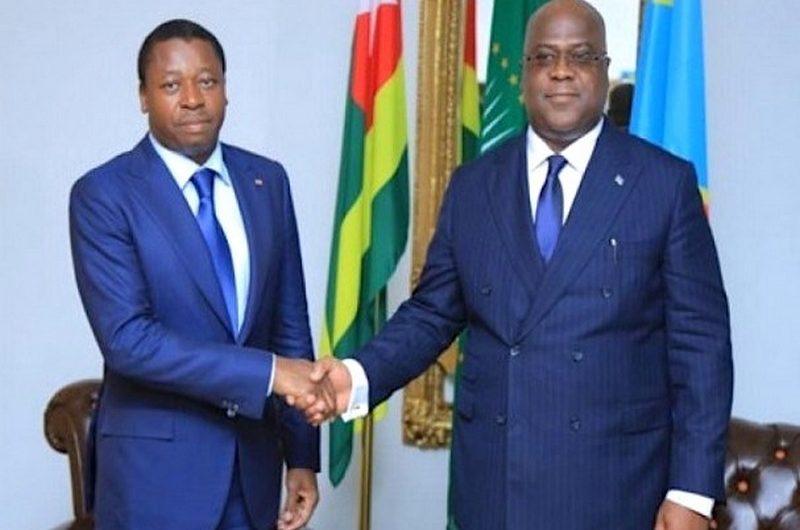 Lomé et Kinshasa vont intensifier leurs relations de coopération.