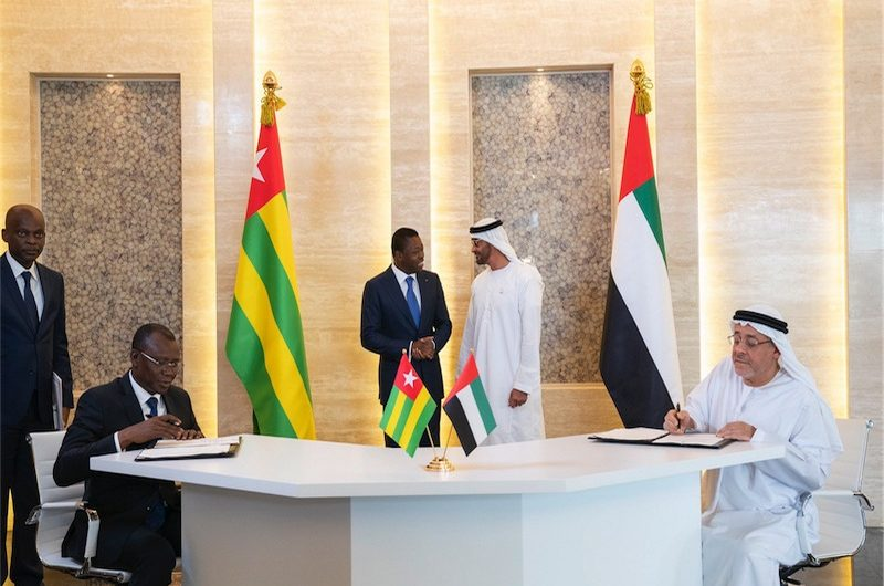 Le  Togo bénéficie d'une subvention de 15 millions de dollars du Fonds Khalifa pour soutenir les PME/PMI