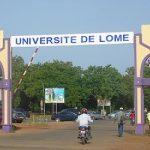 Alerte incendie à l'Université de Lomé.