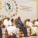 Faure Gnassingbé a parlé du PND à ses paires au sommet de la CEN-SAD à N'Djamena.