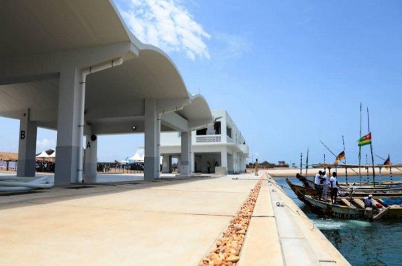 Le Togo se dote d'un port de pêche moderne.
