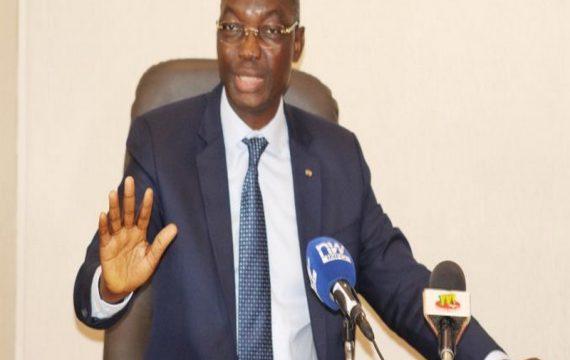 Le ministre Yark Damehame apporte des précisions sur le drame survenu dans le quartier Adewui.