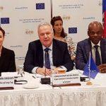 Robert Dussey en Jamaïque pour la poursuite des négociations ACP-UE.