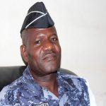 Un Lieutenant-Colonel prend la tête de la Police Nationale togolaise.