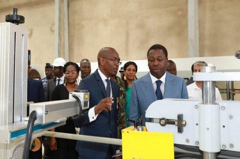 La nouvelle usine de fabrication de plastiques Africa Plastic Technology fixe déjà ses objectifs.