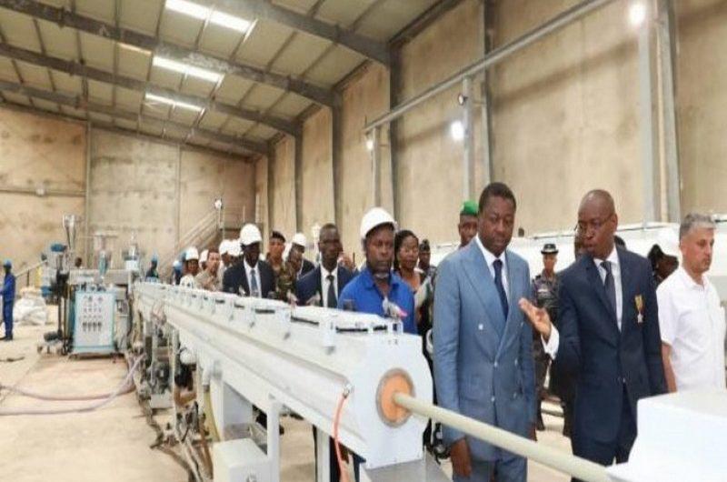 Deux nouvelles usines de transformation voient le jour au Togo.