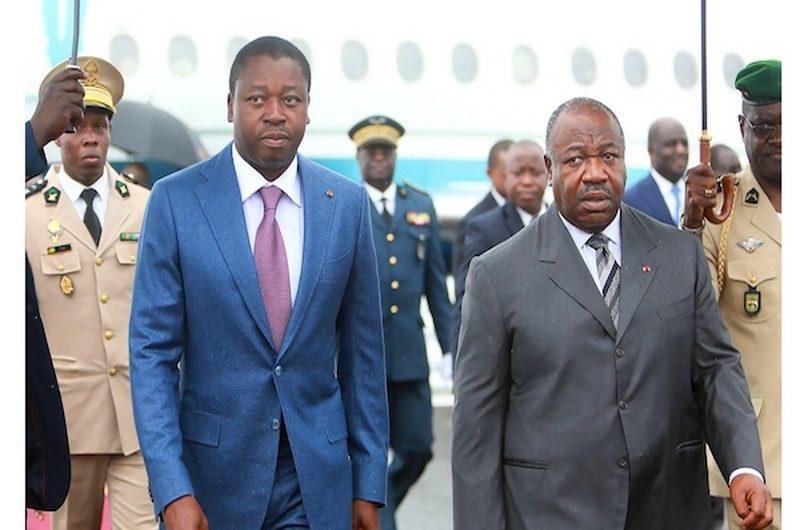 Faure Gnassingbé attendu ce mardi à Libreville dans la capitale gabonaise.