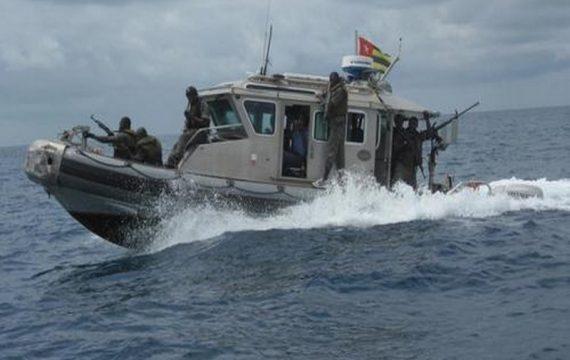 La Marine togolaise met en échec une attaque pirate aux larges des côtes du Togo.