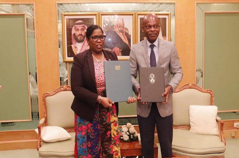 Le Togo et le Suriname signent un accord d'exemption de visa.