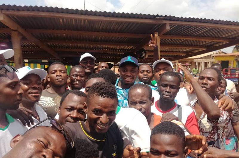 Élections locales au Togo: Le député Mey Gnassingbé mise sur la campagne de proximité