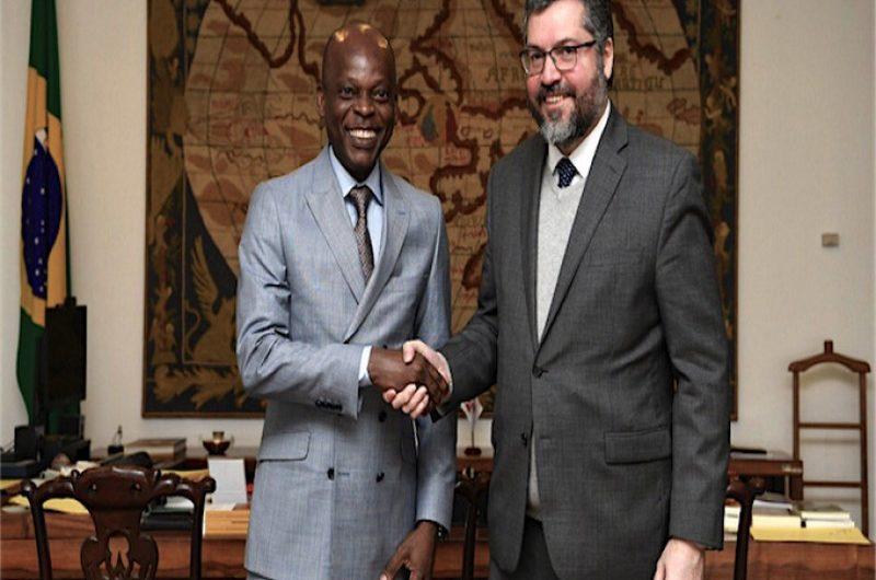 Le Togo et le Brésil annoncent un forum économique dans les prochains mois.