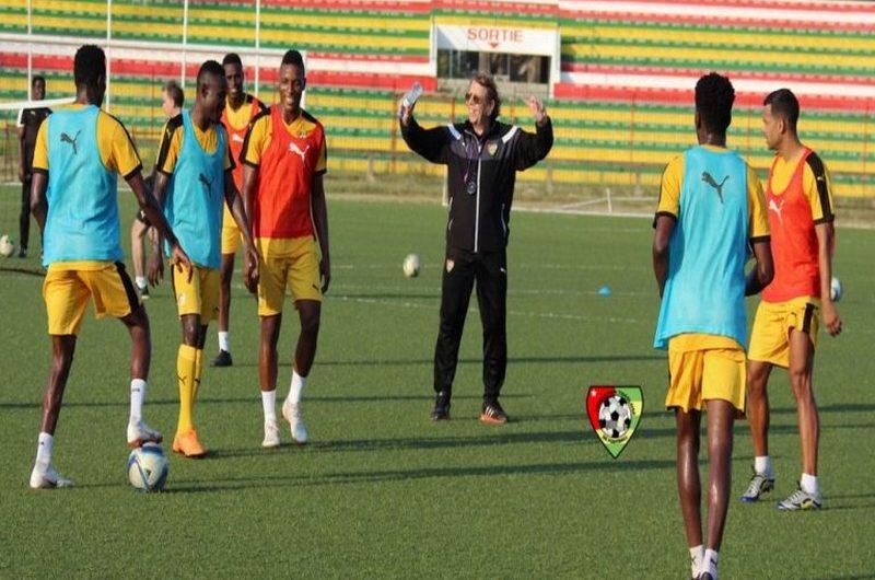 Mondial 2022: le Togo connaît son adversaire pour le tour préliminaire.