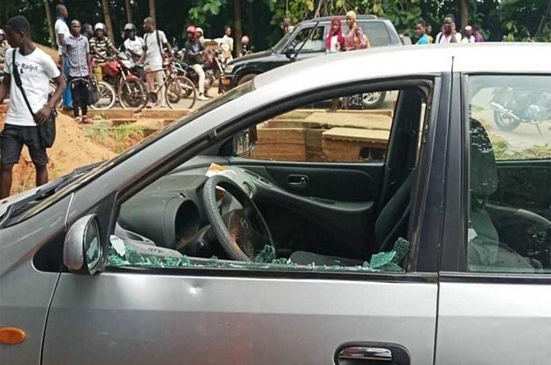 L'Université de Lomé victime d'un braquage, une grosse somme emportée.