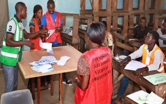 Elections locales au Togo: la CENI donne les premiers chiffres de participation.