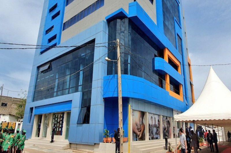 Faure Gnassingbé a inauguré le nouveau site du groupe Majorel dédié à la relation client.