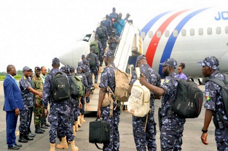 Le Togo envoie un nouveau contingent de 140 soldats en renfort au Mali.