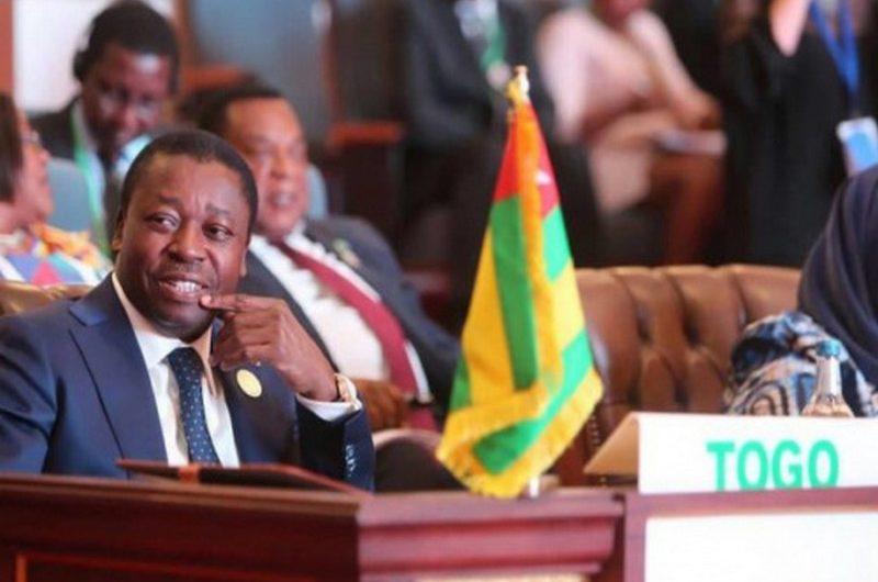 Le Togo reprend la tête  du conseil de paix et de sécurité de l'Union Africaine.