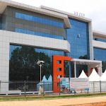 Le siège de l'autorité de régulation des communications électroniques(Arcep)  voit le jour.