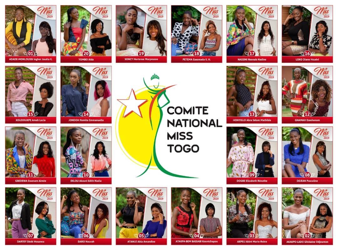 Grande Finale Miss Togo 2019