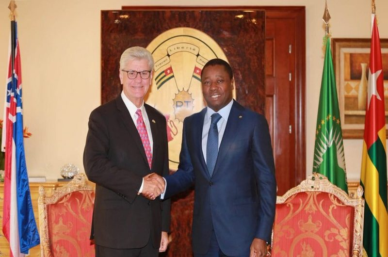 Phil Bryant : «le Togo est un bon point de départ pour l'initiative Prosper Africa»