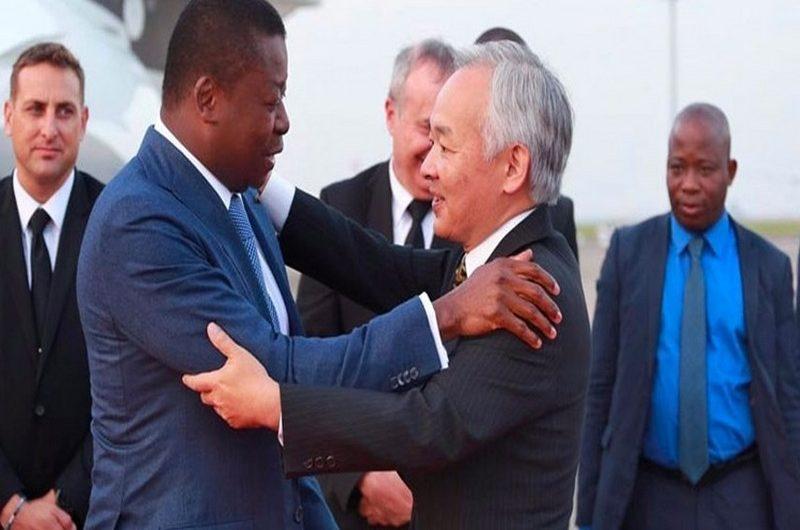 Faure Gnassingbé au Japon pour «présenter les potentialités et les atouts dont regorge le Togo»