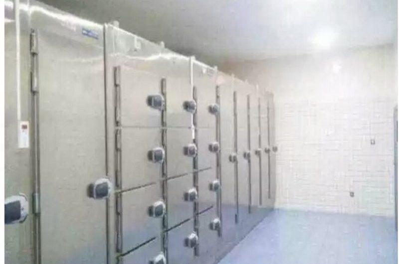La morgue du CHU Sylvanus Olympio est opérationnelle.
