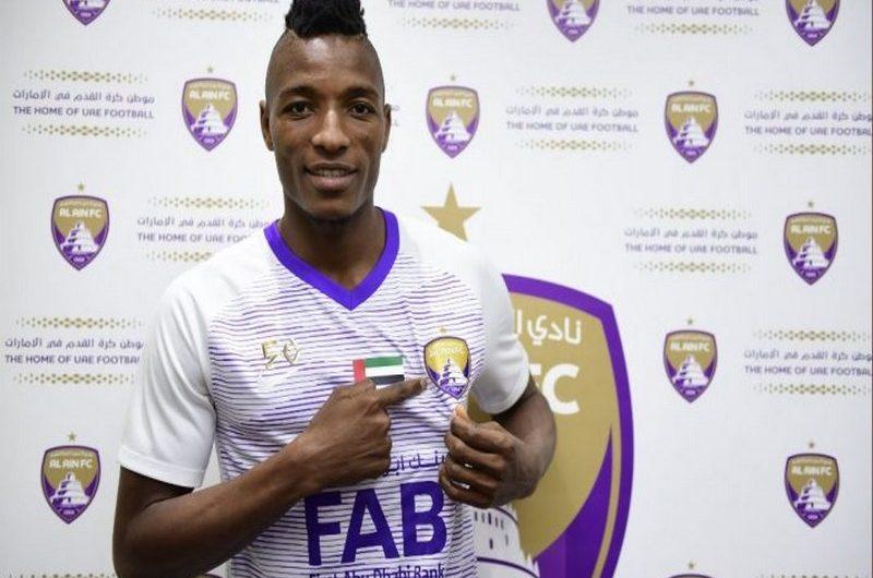 Football: l'attaquant Togolais Fo-doh Laba sanctionné après un geste.