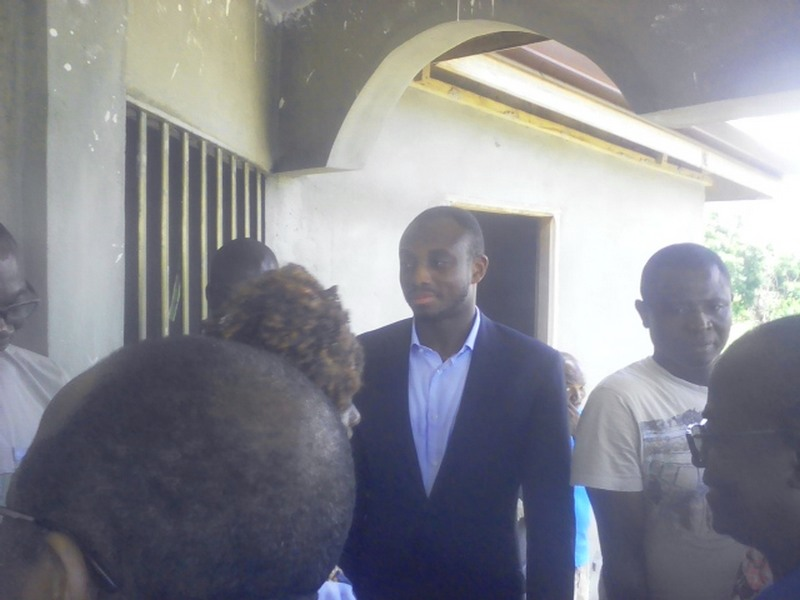 Mey Gnassingbe élu maire