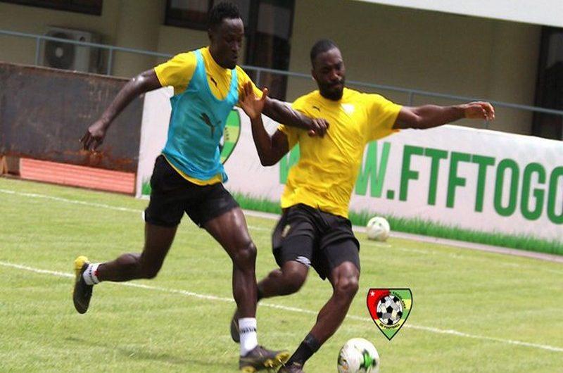 Togo-Comores: jour de match.
