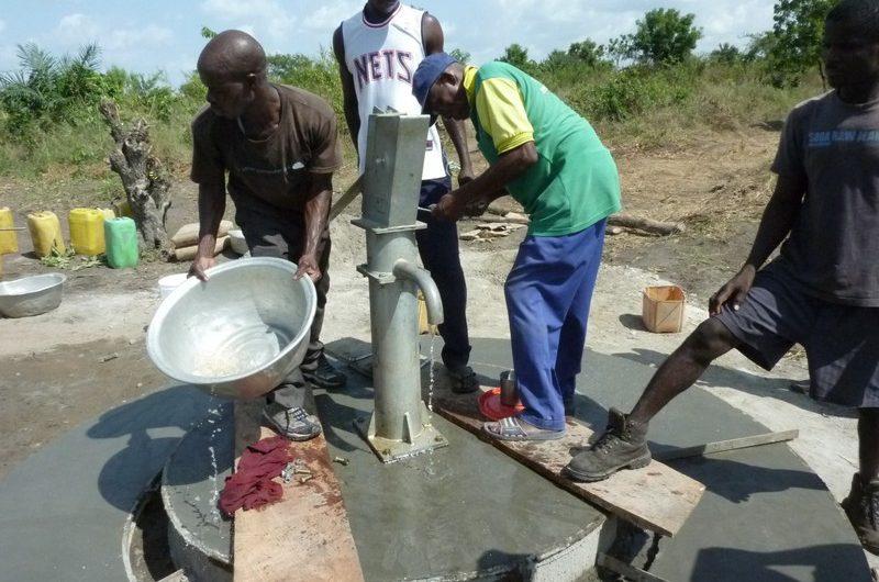 Togo: plus de 1600 forages en panne réhabilités à partir de ce mois.