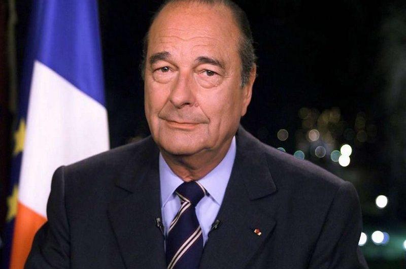 Faure Gnassingbé présente les condoléances à la France suite à la mort de Jacques Chirac.