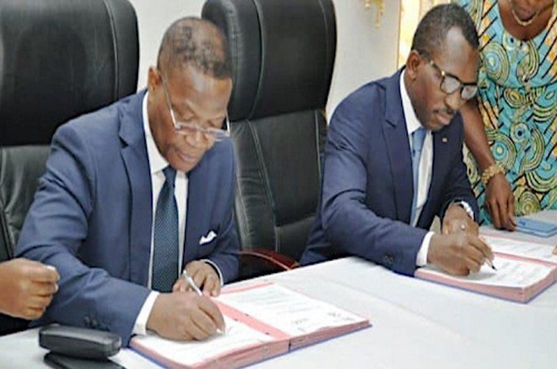 Le Togo signe un accord pour l'amélioration des conditions de travail.