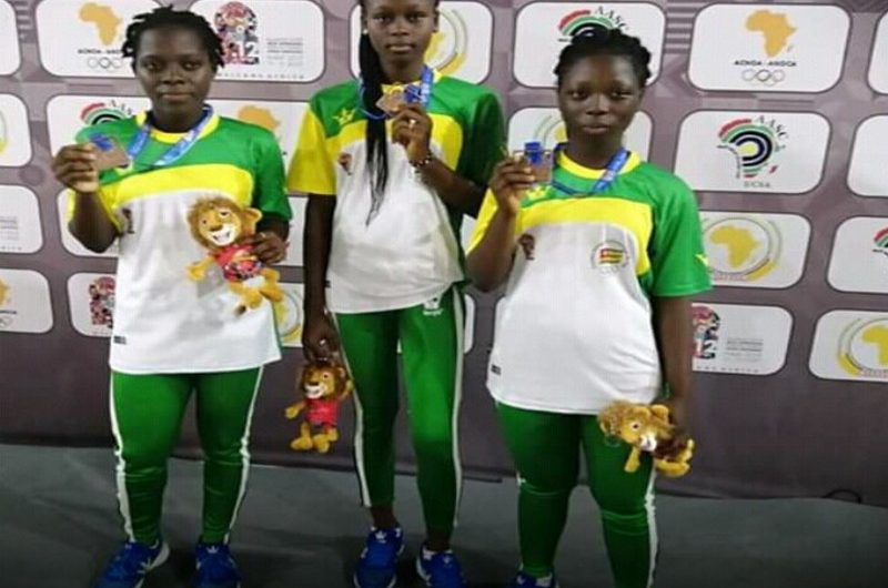 Jeux africains Rabat 2019: Le Togo rentre à la maison avec deux breloques.