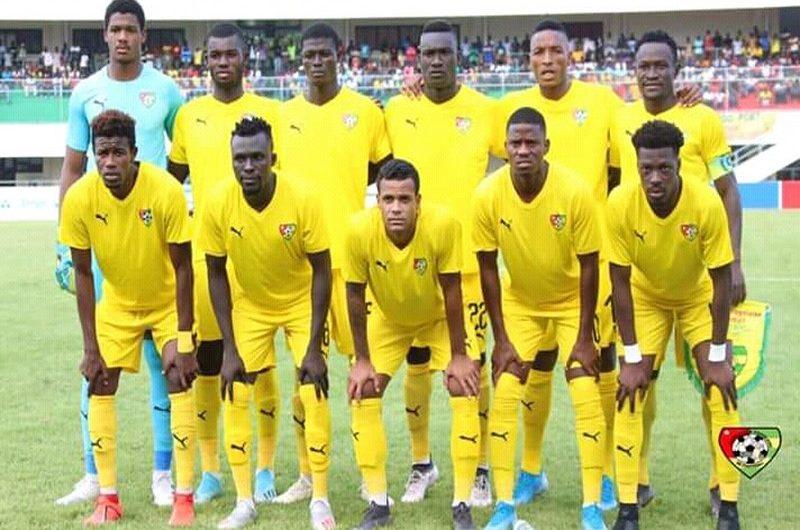 Journée FIFA: Voici la liste complète des Éperviers du Togo avec deux absents.