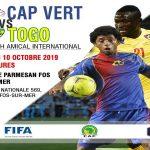 Journées FIFA: jour de match pour les Eperviers du Togo.
