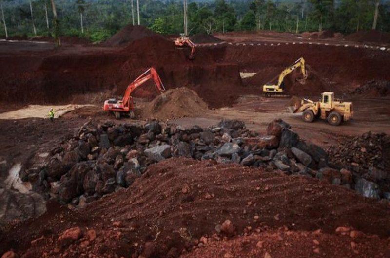 Le Togo va debuter l'exploitation du gisement de manganèse dans le Kpendjal.