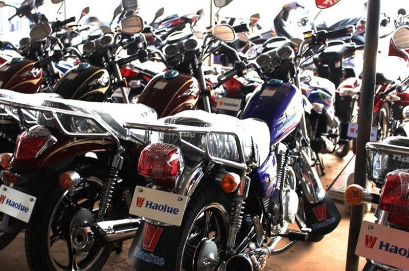 Togo: bonne nouvelle pour les détenteurs de moto sans plaque d'immatriculation.