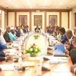 Togo: voici l'intégralité du communiqué du conseil des ministres du vendredi 13 décembre 2019.