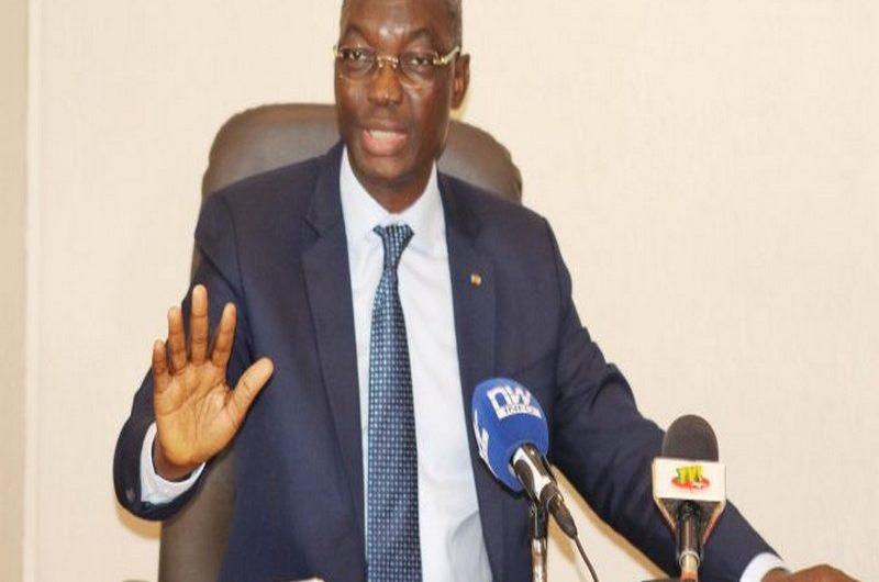 Le gouvernement réagit après la tentative d'insurrection dans la ville de Lomé et de Sokodé.