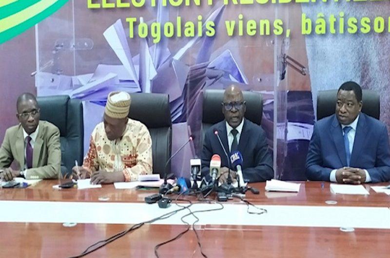 Togo/Elections présidentielles 2020:la CENI fait le bilan de la dernière révision des listes électorales.