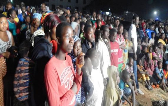 Un concert inédit offert par Mey Gnassingbé à l'occasion du nouvel an.