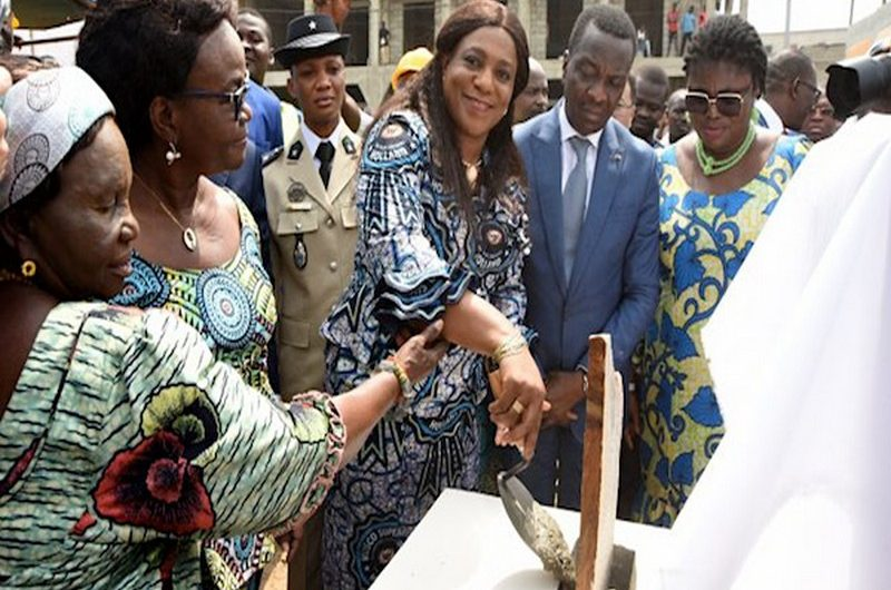 Togo: les travaux de construction du Grand Marché de Lomé officiellement lancés.