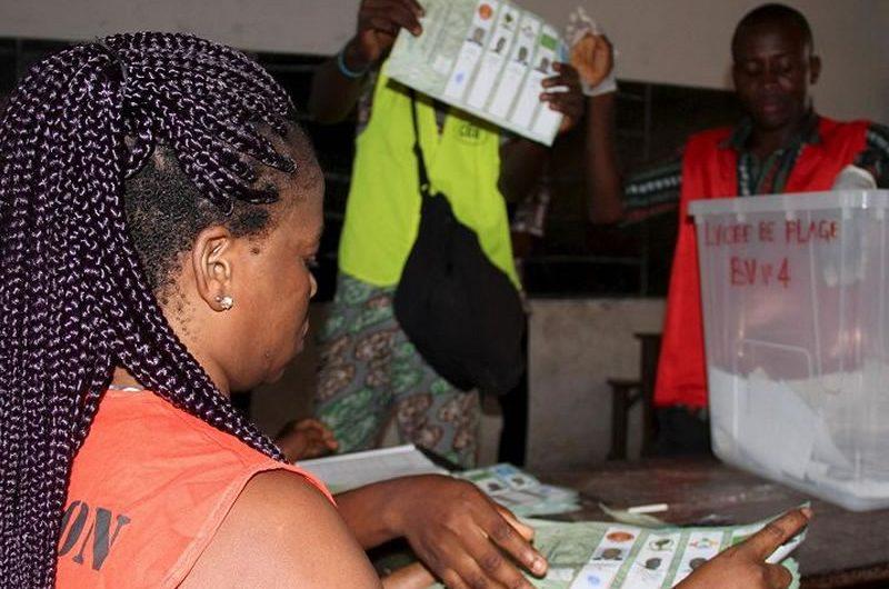 Togo / Résultats des élections présidentielles 2020