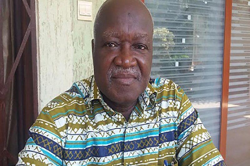 Togo/Elections présidentielles 2020: A la découverte de Aimé Gogue candidat du parti ADDI à l'élection présidentielle.