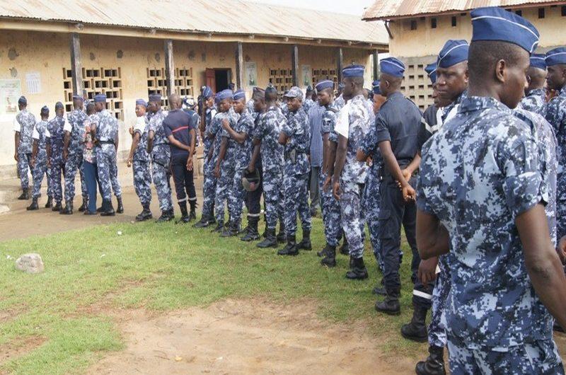 Togo/Elections présidentielles 2020:Les forces de sécurité et de défense appelées aux urnes ce mercredi.