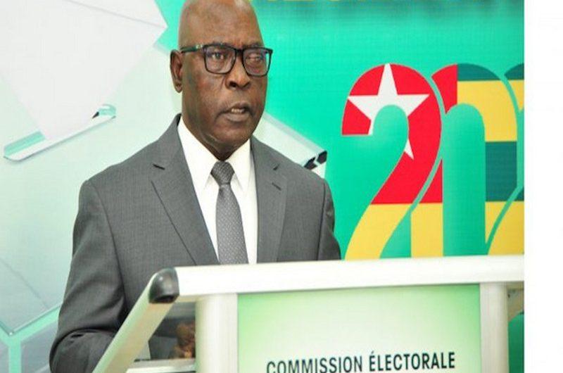 Togo/Elections présidentielles 2020: Le message du président de la CENI à l'ouverture de la campagne électorale.