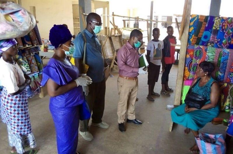 La mairie de la commune d'Amou Oblo a sensibilisé ses populations