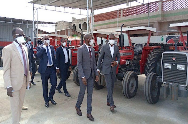 Le Togo met en marche son « Plan de Riposte Agricole Covid-19 ».