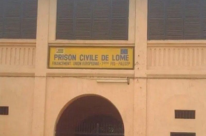 Togo:émeute ce matin à la prison civile de Lomé.